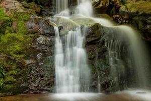 Wasserfallporträt foto