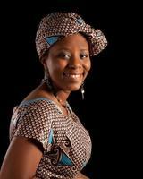 ghanaisches Porträt foto