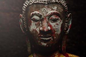 Buddha-Porträt