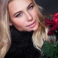 Mode Frau Porträt foto