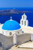 Santorini, Griechenland foto