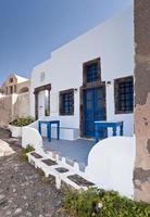 Santorini Architektur foto