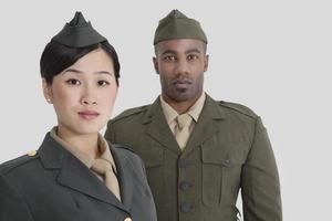 Soldatenporträt