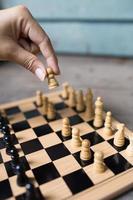 Schachwettbewerb foto