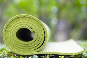 Yoga Matte foto