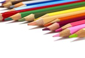 Bleistifte Nahaufnahme