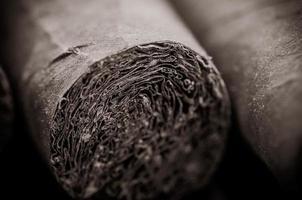 Zigarren schließen foto