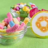 Süßigkeiten hautnah foto