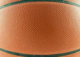 Nahaufnahme Basketball foto