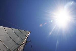 Sonne und Segel