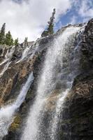 Tangle Creek fällt in Kanada