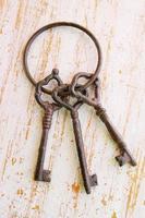 drei Schlüssel foto