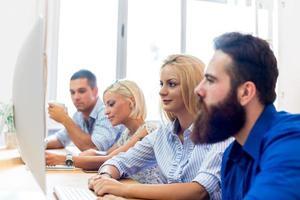 Start-up-Team foto