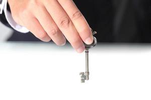 Schlüssel zum Erfolg foto