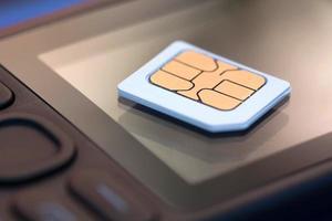 SIM Karte foto