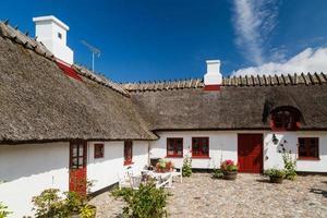 pitoreskes Bauernhaus foto