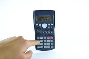 Taschenrechner foto