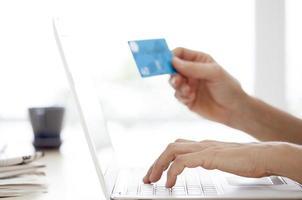 Online Einkaufen foto