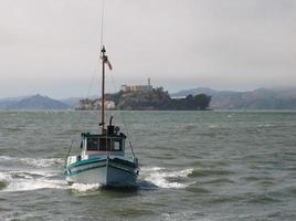 Flucht aus Alcatraz foto