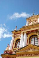iglesia san francisco, salta, argentinien foto
