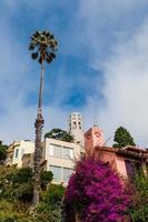 Stadtbild von San Francisco - Coit Tower. foto
