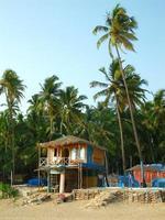 Strandhütte foto