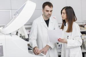 medizinisches Labor foto