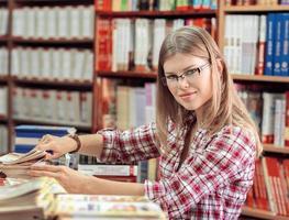 Buchladenbesitzer foto