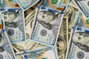 amerikanischer Dollar foto