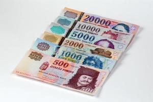 ungarischer Forint foto