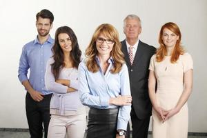 Unternehmensgruppe foto