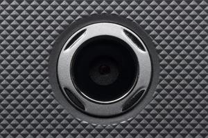 Smartphone-Objektiv foto