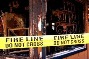 Bäckerei Feuer foto