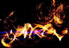 Feuershow foto