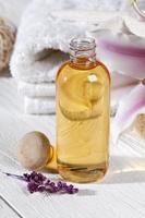 Aromatherapieöl foto