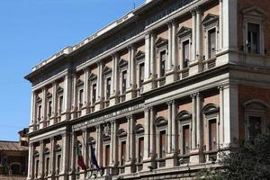Italien Regierung foto