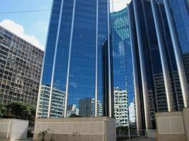 prédios comerciais - reflexos foto