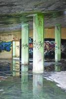 verlassene Schule foto