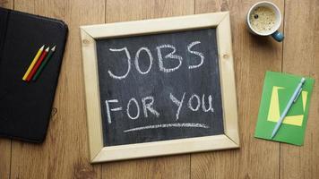 Jobs für Sie foto
