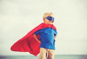 Superheldenkind foto