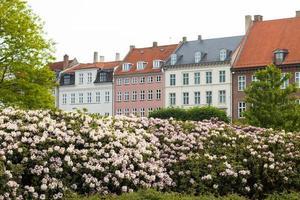 alte dänische Architektur foto