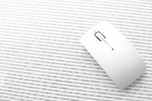 PC-Maus auf Barcode