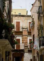 italienische altstadt foto