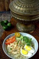 soto - malaysische und indonesische Küche