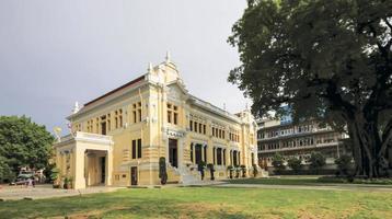 erste Filiale der Siam Commercial Bank foto