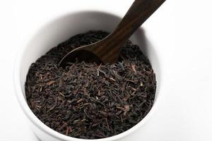 Schwarzer Tee foto