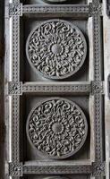 Indium nationales Muster, Dekoration,