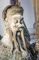 thailändischer Tempelwächter_10 foto