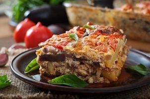 Moussaka - ein traditionelles griechisches Gericht