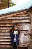 junge Frau. foto